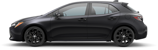 Corolla Hatchback SE Nightshade Edition