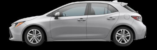 Corolla Hatchback SE