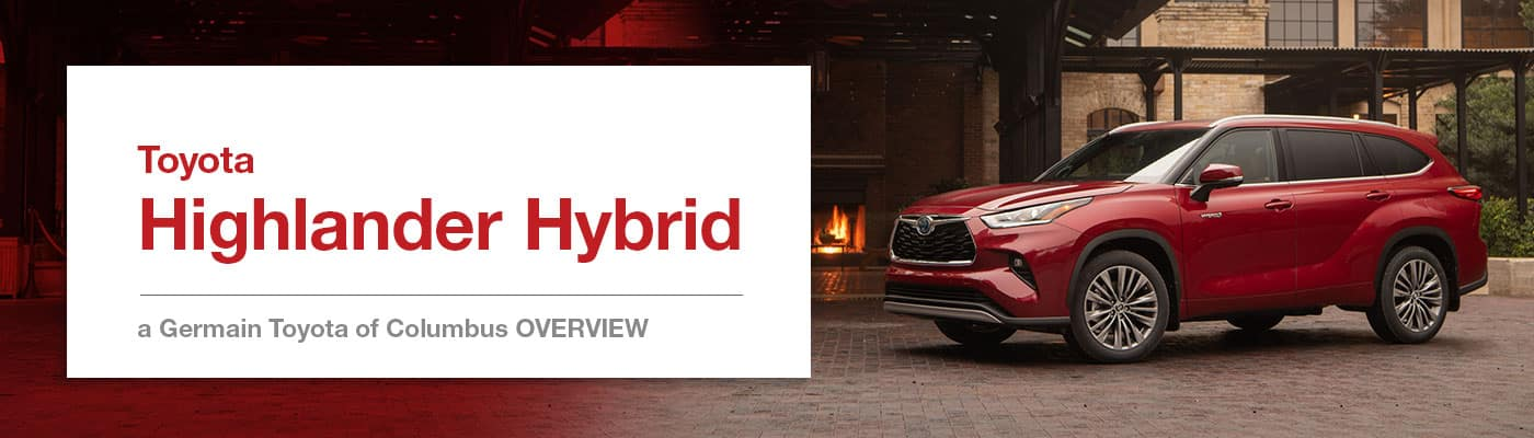 2019 Toyota Highlander Hybrid Model Review