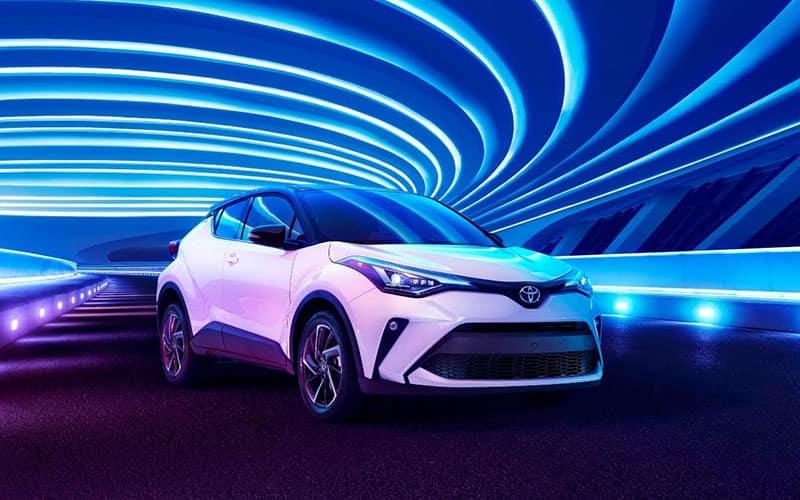 Toyota C-HR Exterior