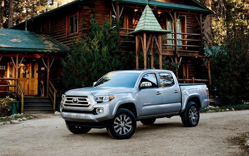 Toyota Tacoma Exterior