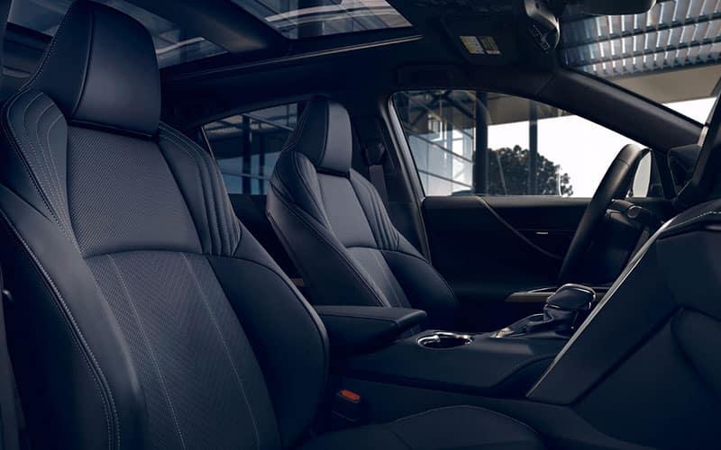 Toyota Venza Interior