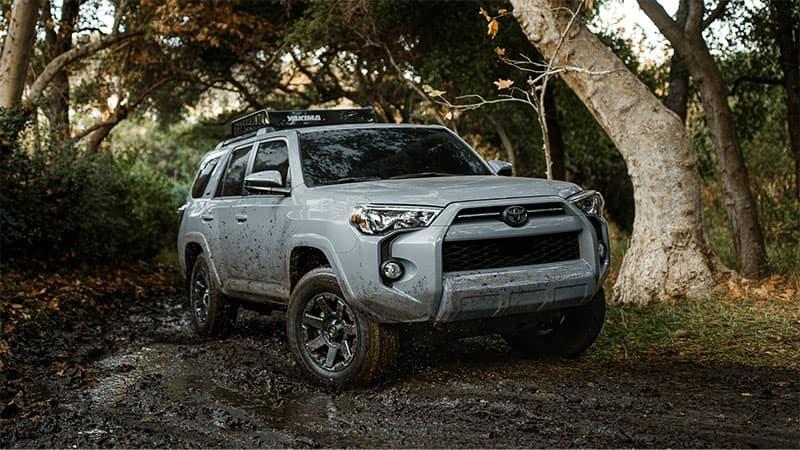 Toyota 4Runner Off-Road Performance