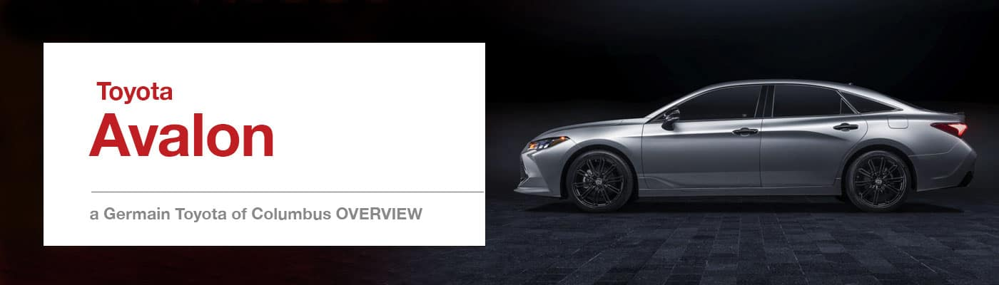 Toyota Avalon Model Review