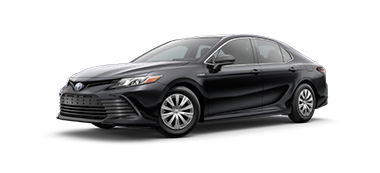 New Toyota Camry Hybrid at Germain Toyota of Columbus