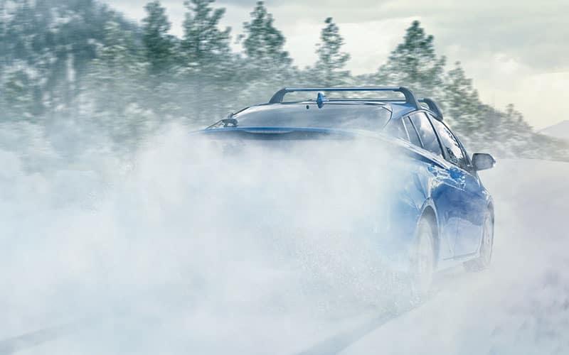 Toyota Prius AWD-e Snow