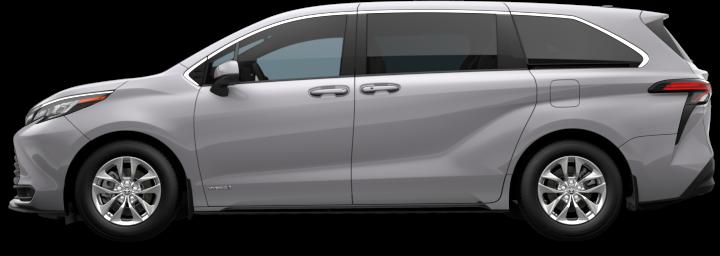 2021 Toyota Sienna LE
