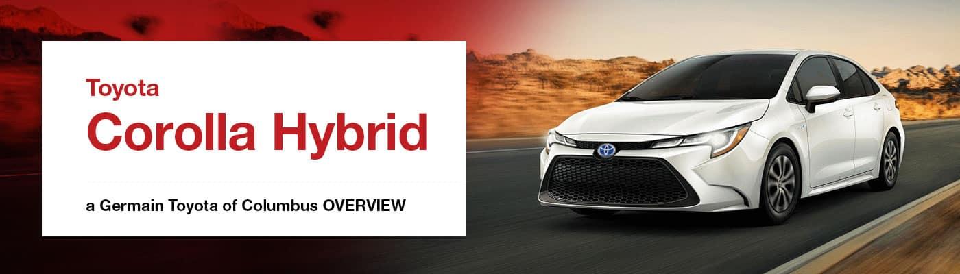 2020 Toyota Corolla Hybrid Model Overview - Germain Toyota of Columbus