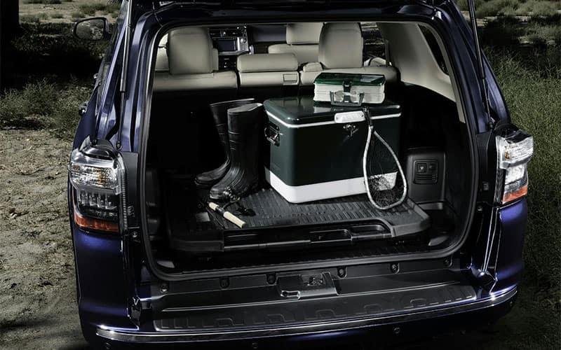 Toyota 4Runner Black Cargo Tray