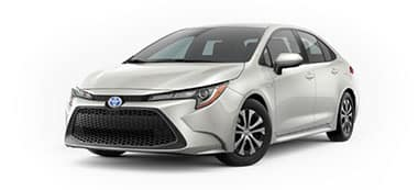 New Toyota Corolla Hybrid at Germain Toyota of Columbus
