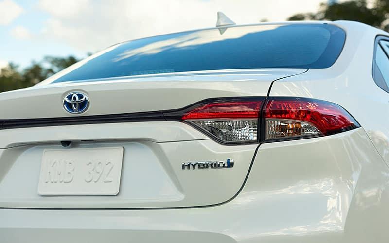Toyota Corolla Hybrid Efficiency