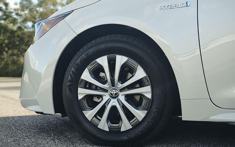 Toyota Corolla Hybrid Safety