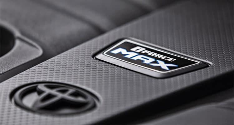 Toyota Tundra iForce MAX Engine