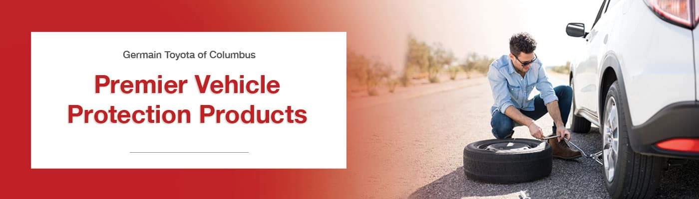 Premier Vehicle Protection Products - Germain Toyota of Columbus
