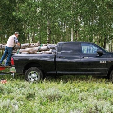 2017 Ram 2500 Forest
