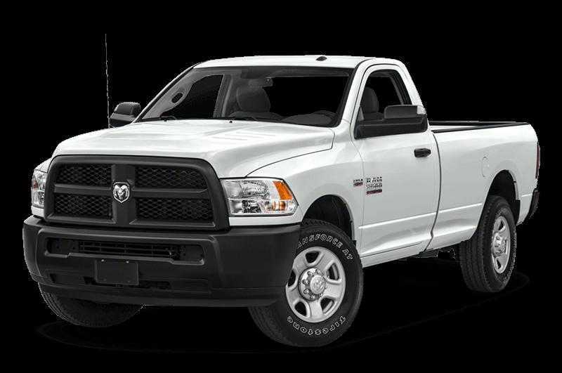 2017 Ram 2500 White