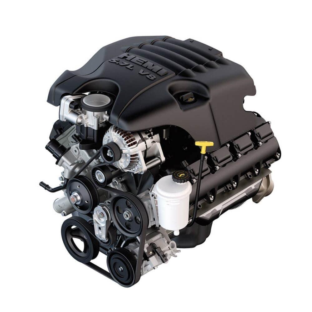 Ram 1500 5.7L HEMI V8