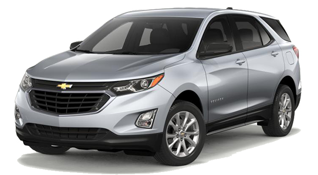 2018 Chevy Equinox Compare