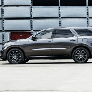 2018 Dodge Durango Side