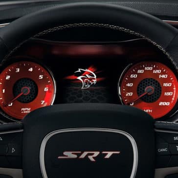 2018 Dodge Charger Instruments