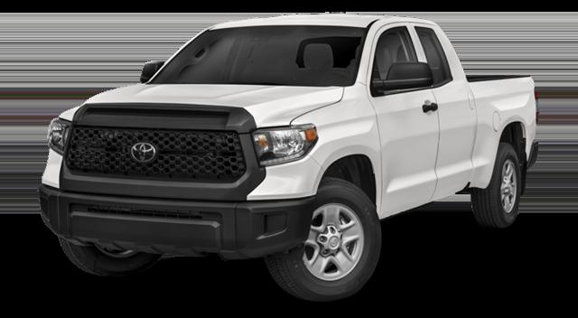 2018 Toyota Tundra White