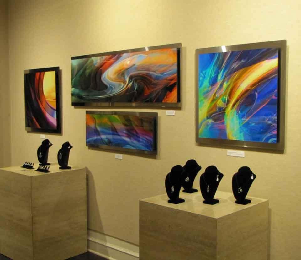 Wall Art in Gallery