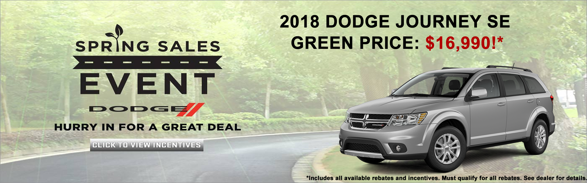 Dodge Journey Sales