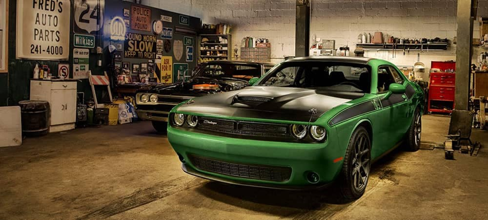 Is the Dodge Demon Street Legal? | Green Dodge in Springfield