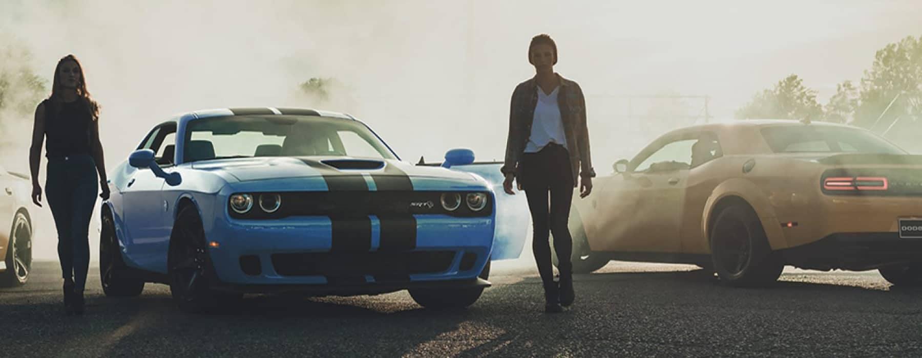 2018 Dodge Challenger Pair