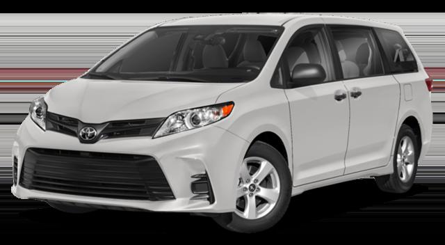 2018 Toyota Sienna Compare