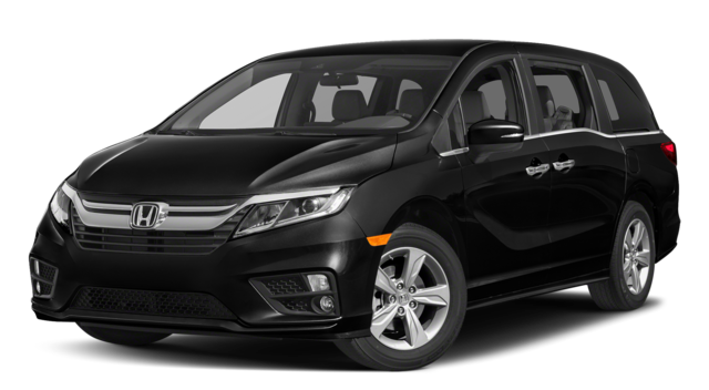 2018 Honda Odyssey Compare