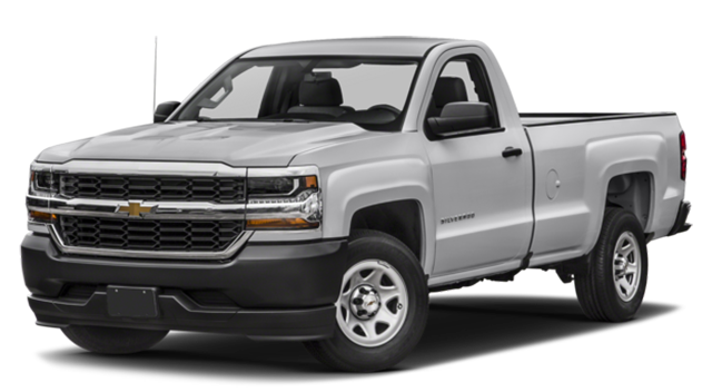 2018 Chevy Silverado Compare