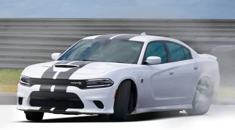 2019 Dodge Charger SRT