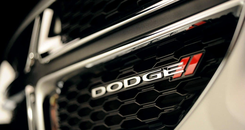 2018 Dodge Grand Caravan grille