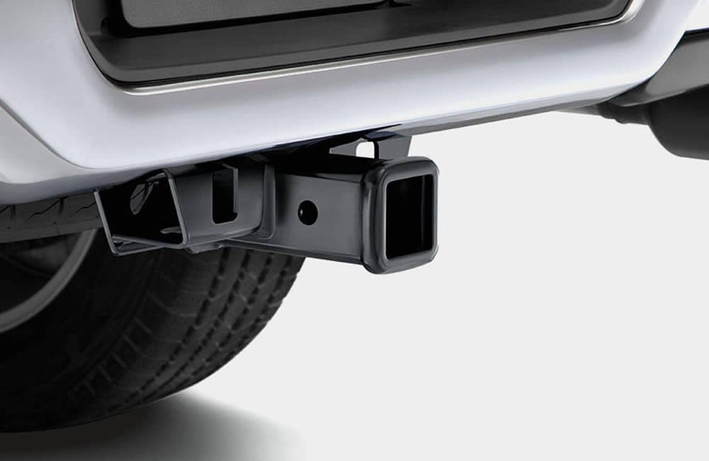 Ram Hitch Receiver