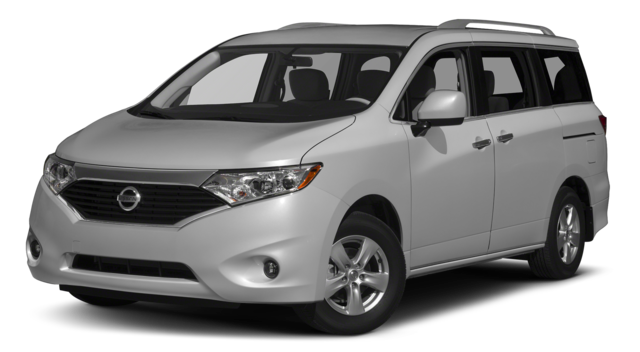 2017 Nissan Quest Silver