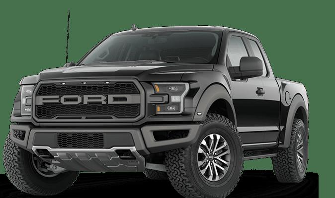 2019 Ford F-150 Raptor Black