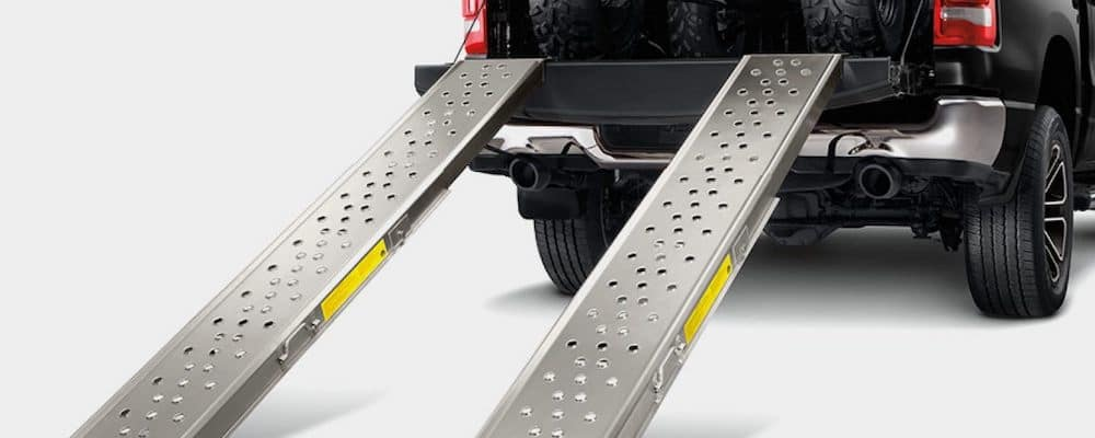 Ram Truck Loading Ramp Accessory