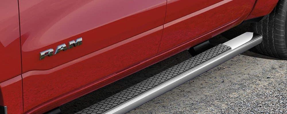 Ram Truck Side Step Accessory