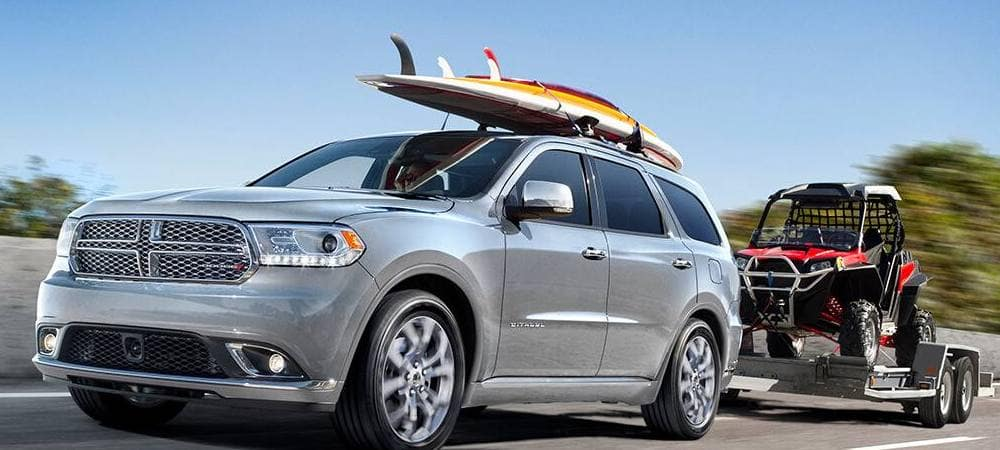 2019 Dodge Durango Towing Capacity Amp Utility Features