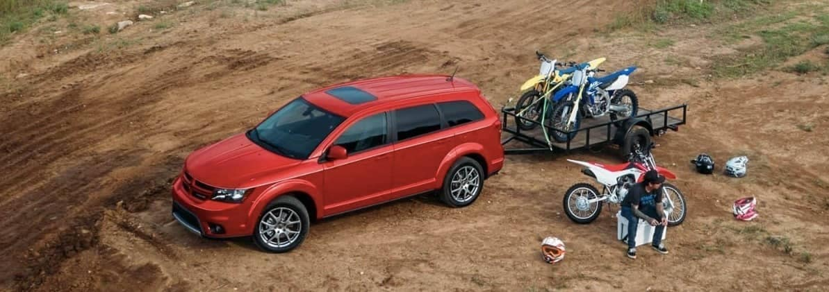The 2018 Dodge Journey Towing Capacity Reaches 2 500 Lbs