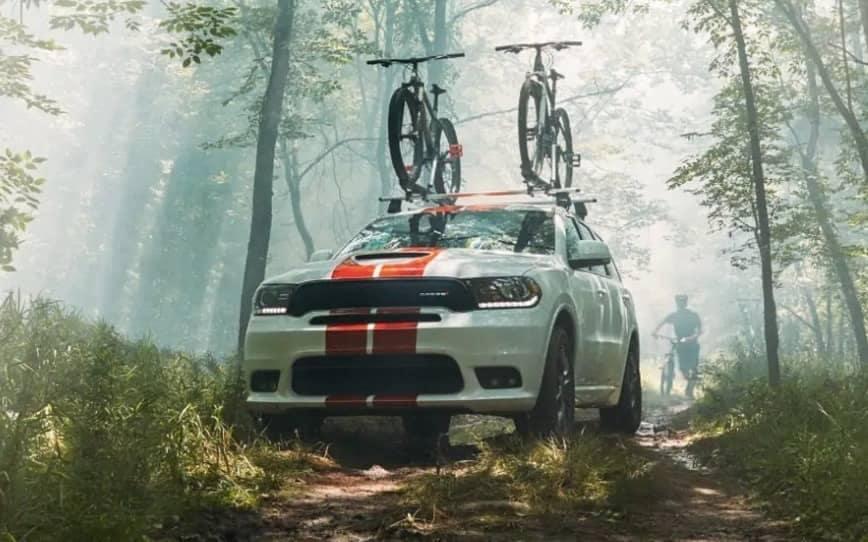 2019 Dodge Durango R/T in trail