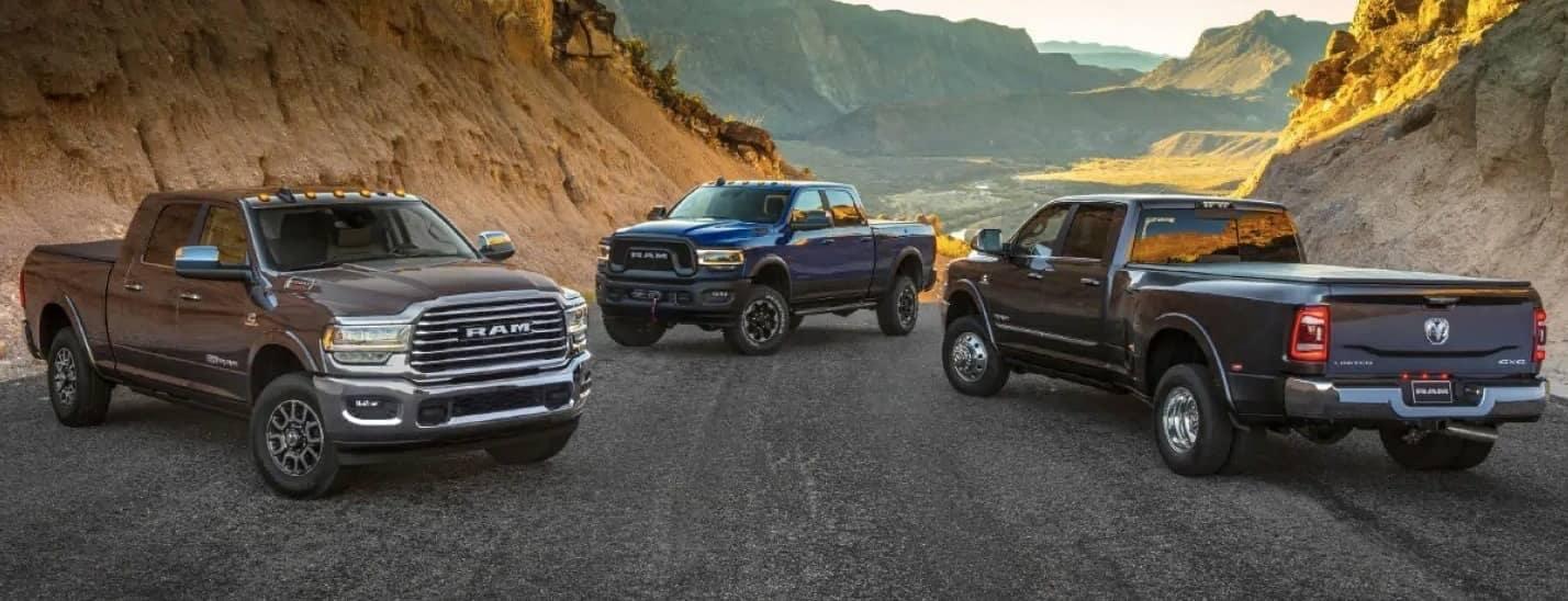 2019 Ram 2500 trucks