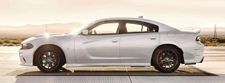 White 2019 Dodge Charger SRT Hellcat