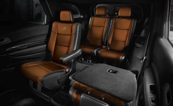 2020 Dodge Durango interior rear