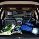 cargo space in 2019 Dodge Journey