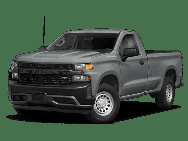 2020 Chevrolet Silverado 1500 in grey