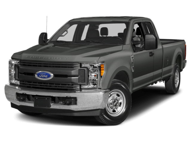 2019 Ford F-250 in grey