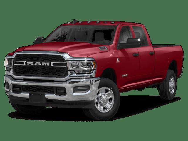 2019 RAM 2500 in burgundy