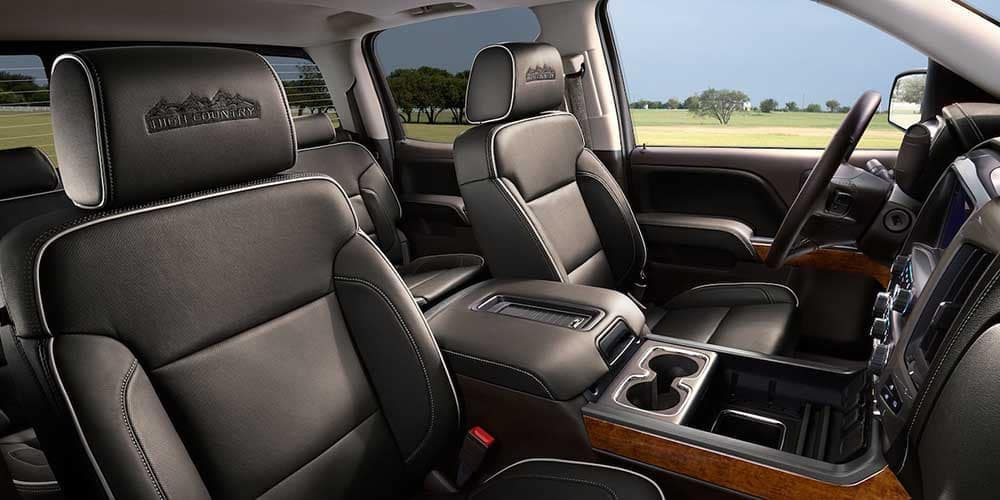 2018 Chevy Silverado 1500 Comfort